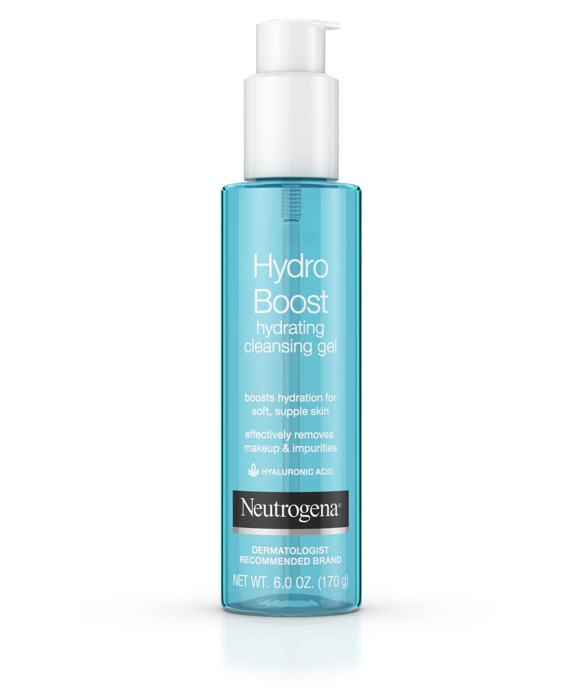 Hydro Boost Hydrating Cleansing Gel Neutrogena 174