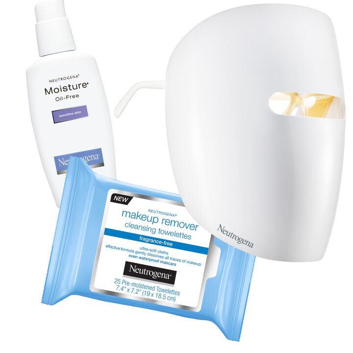 Light Therapy Set for Sensitive Skin