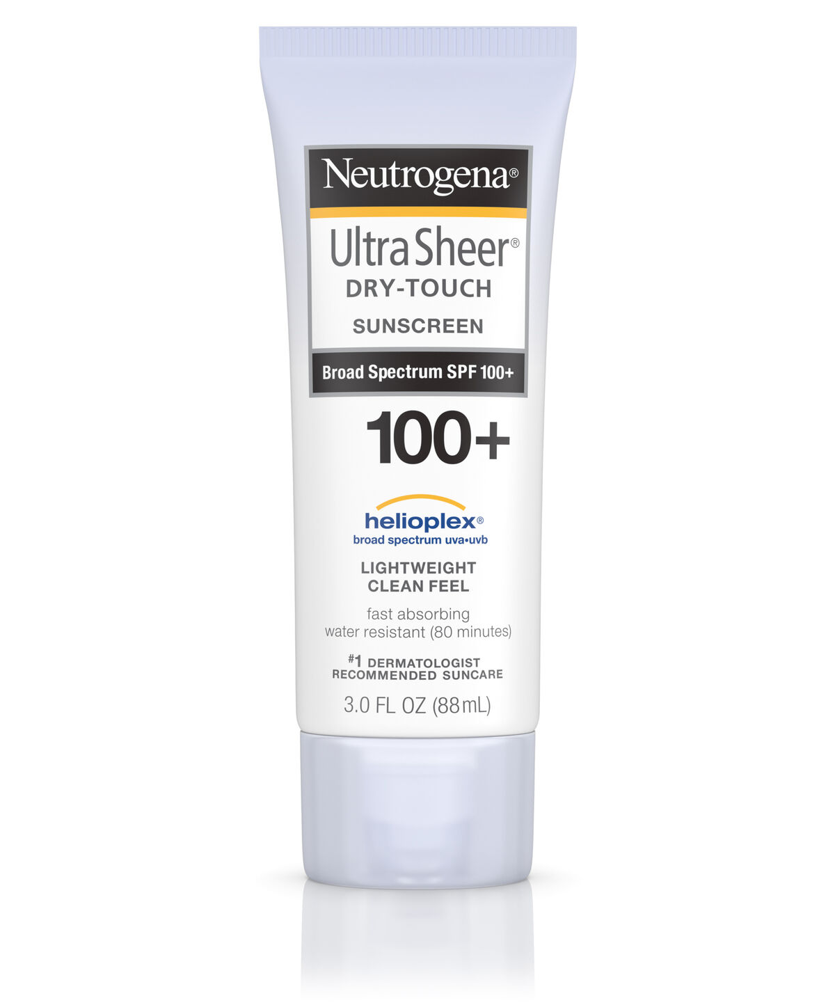 Ultra Sheer® Dry-Touch Sunscreen Lotion SPF 100
