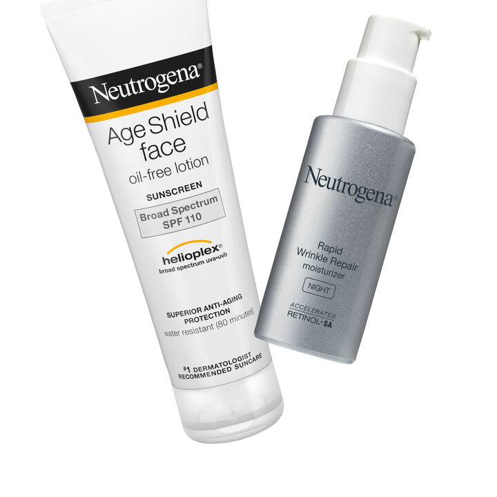 Power Duo - the Superior Anti-Aging Solution Set