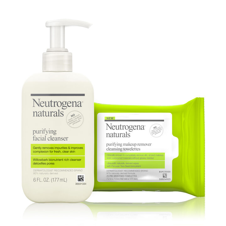 Naturals Double Cleansing Set