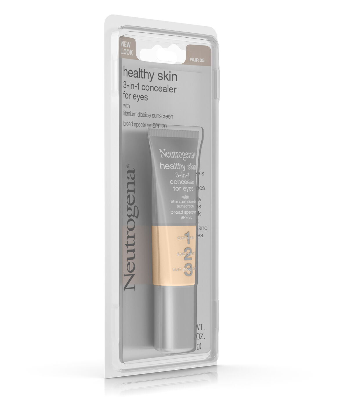 Neutrogena Healthy Skin® 3-in-1 Concealer for Eyes Broad Spectrum ...