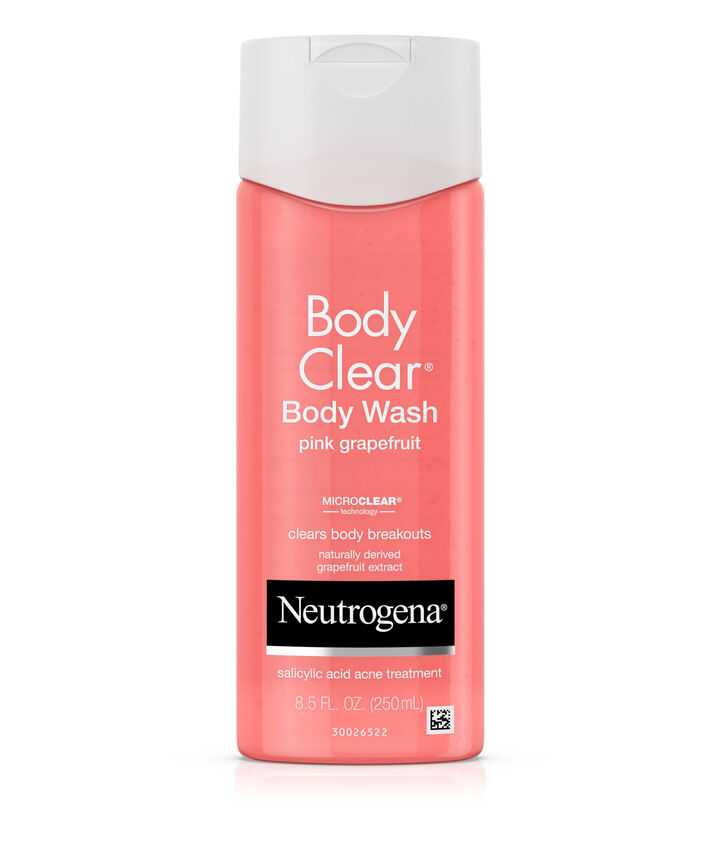 Body Clear 174 Body Wash Pink Grapefruit Neutrogena 174