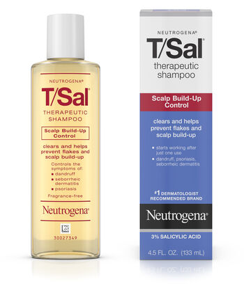 Best Shampoo To Clean Build Up Neutrogena