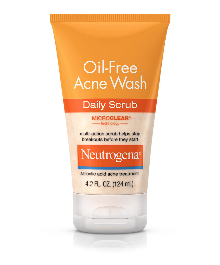 Neutrogena oil free acne wash is an excellent product i have ever used. It acts as a miracle for acne -prone skin. This face wash cleanses skin from deep within without damaging it, making skin radiant,supple and rejuvenated. Really amazing!