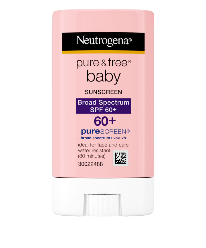 Pure Amp Free 174 Baby Sunscreen Stick Spf 60 Neutrogena 174