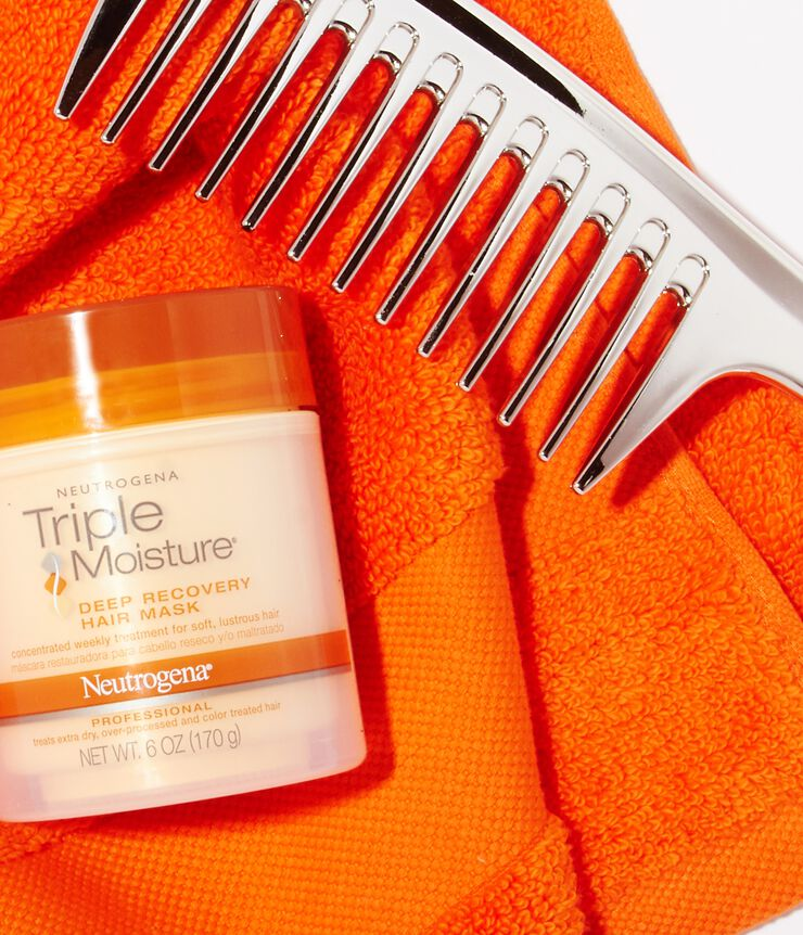 Triple Moisture Silk Touch Leave In Cream