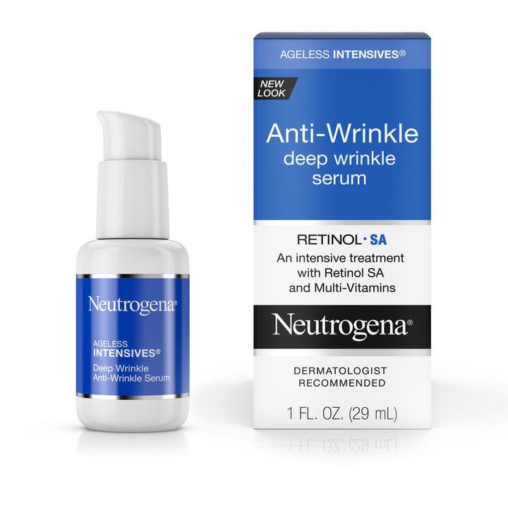 Ageless Intensives® Anti-Wrinkle Serum with Retinol SA