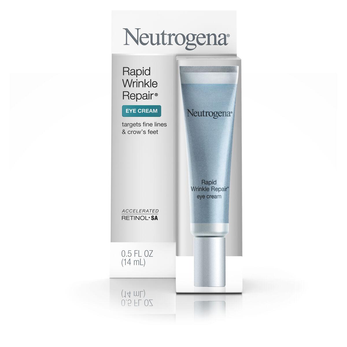 Rapid Wrinkle Repair® Aging Eye Cream | Neutrogena®