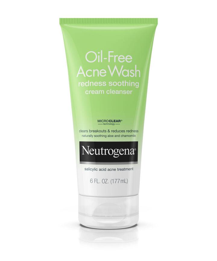 Neutrogena oil free cream