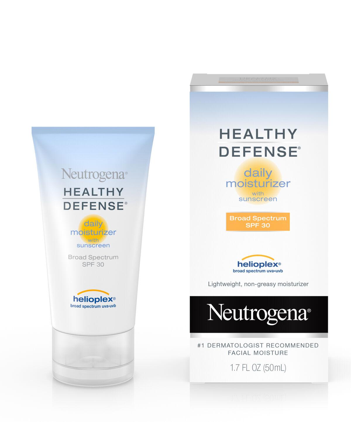 Neutrogena healthy defense SPF 30