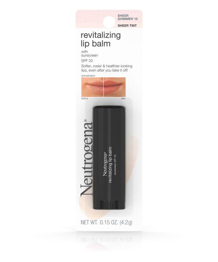Revitalizing Lip Balm SPF 20 by Neutrogena #20