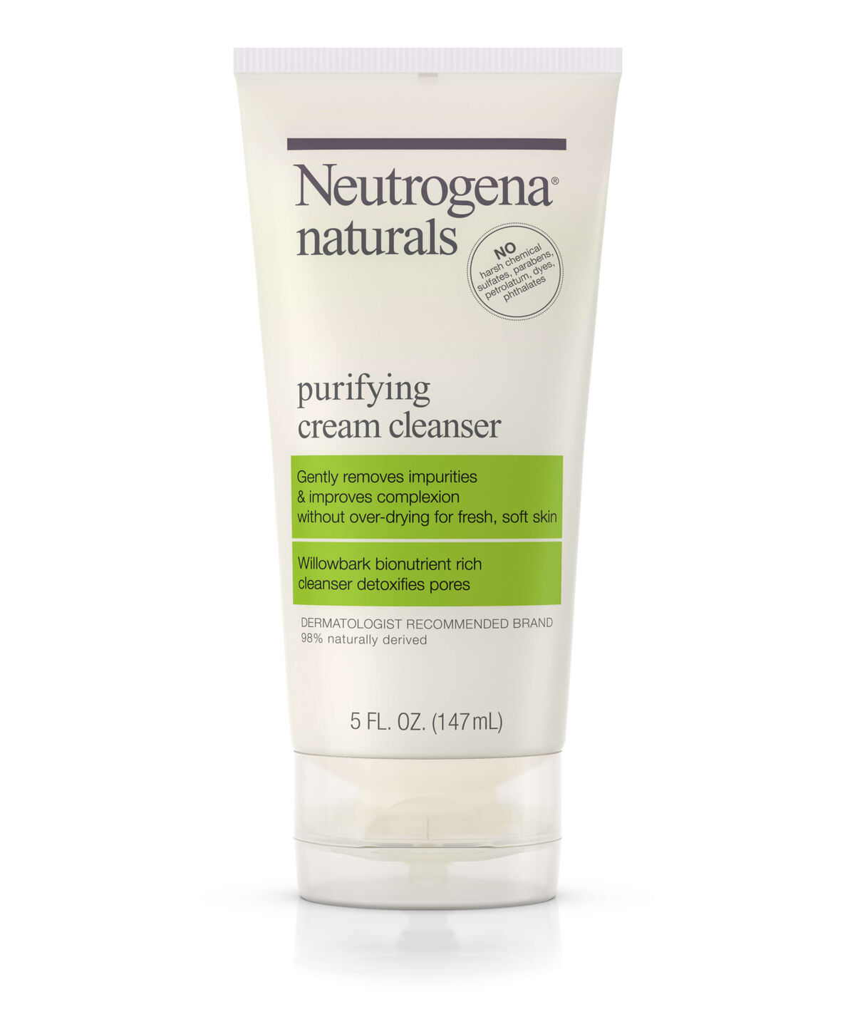 Neutrogena Natural Face Wash Makeup Remover
