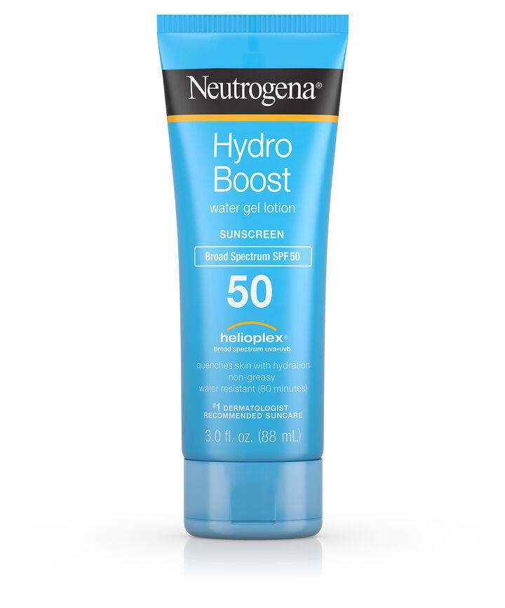Hydro Boost Water Gel Sunscreen Lotion Neutrogena 174