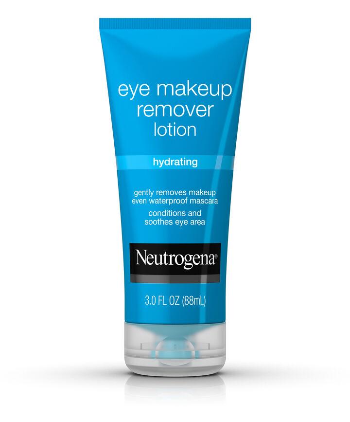 Hydrating Eye Makeup Remover Lotion | Neutrogena®