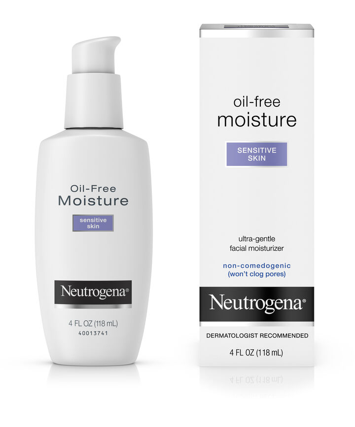 Oil free facial moisturiser