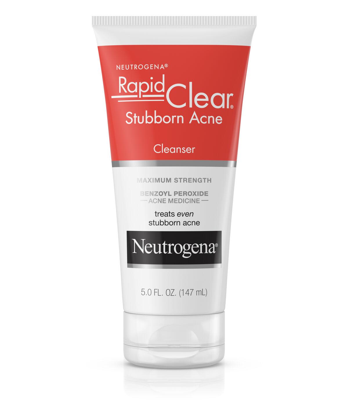 Neutrogena Rapid Clear 174 Stubborn Acne Cleanser Neutrogena 174