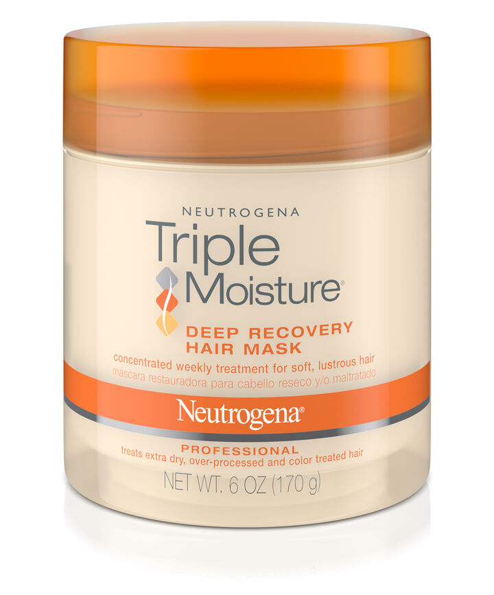 Neutrogena Triple Moisture Deep Recovery Hair Mask Neutrogena