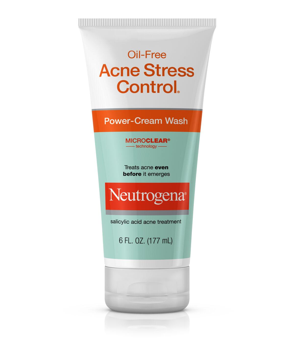 On the spot acne treatment neutrogena oil free acne stress controlreg power cream wash ccuart Gallery