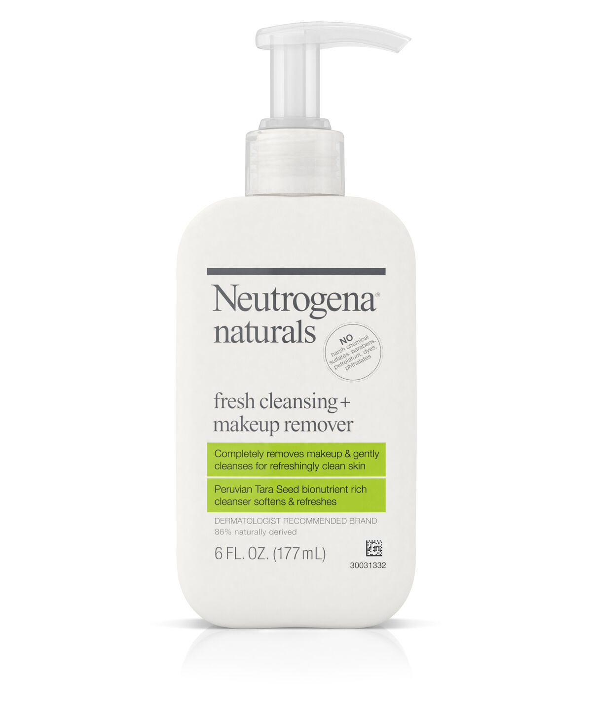 Naturals Fresh Cleansing Makeup Remover