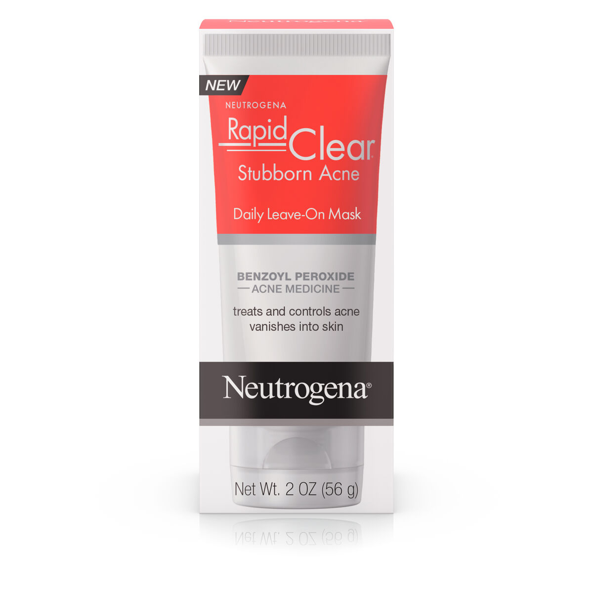 Rapid Clear Stubborn Acne Daily Leave On Mask