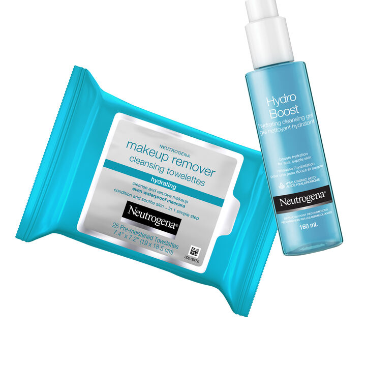 Hydrating Double Cleansing Set