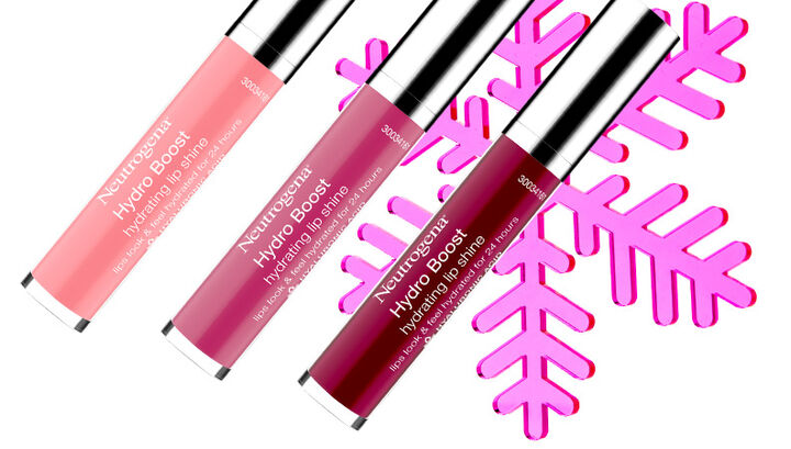 Hydro Boost Lip Shine Trio