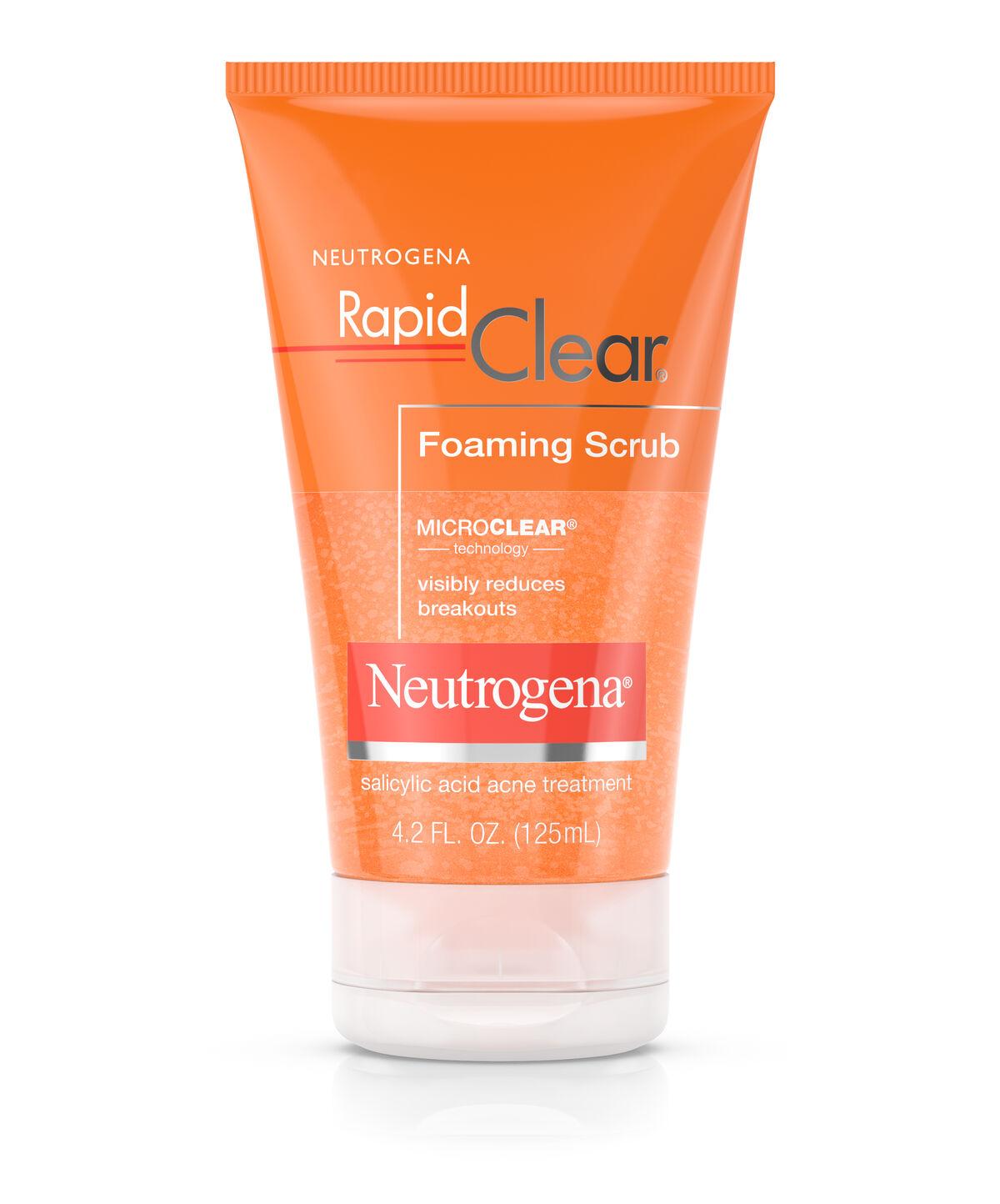 Neutrogena rapid clear 2 in 1 fight fade toner neutrogena rapid clear foaming scrub ccuart Gallery