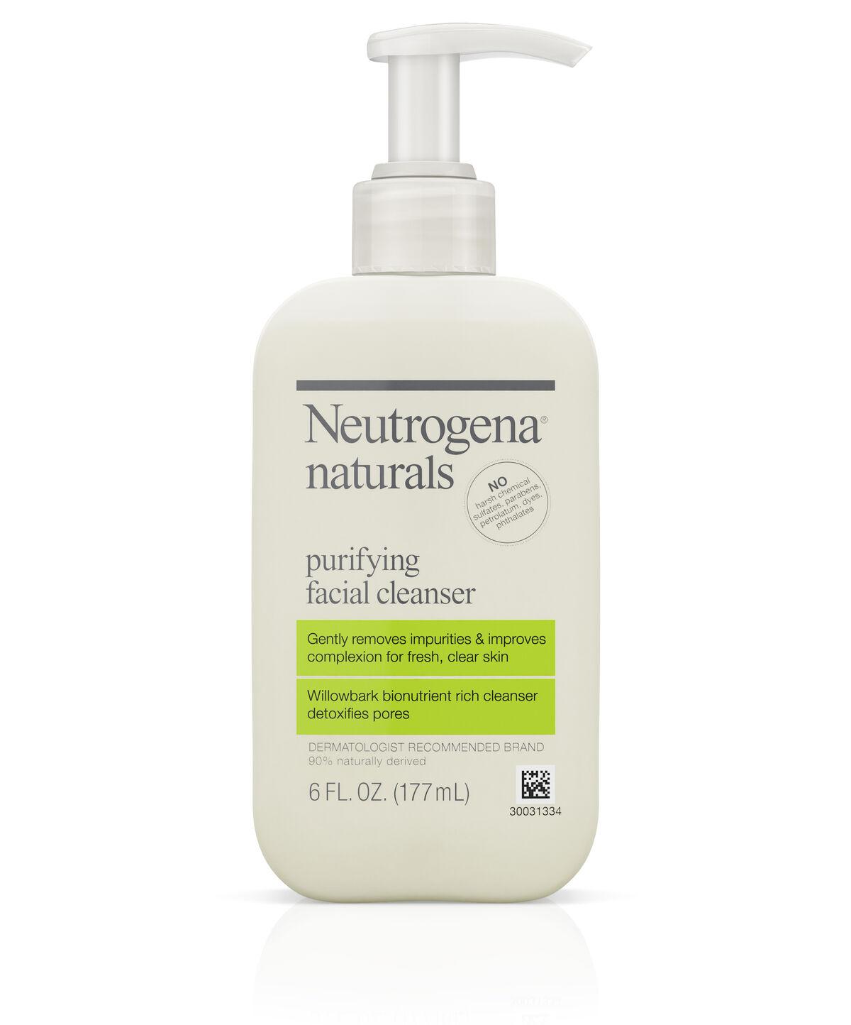 Neutrogena Naturals For Face