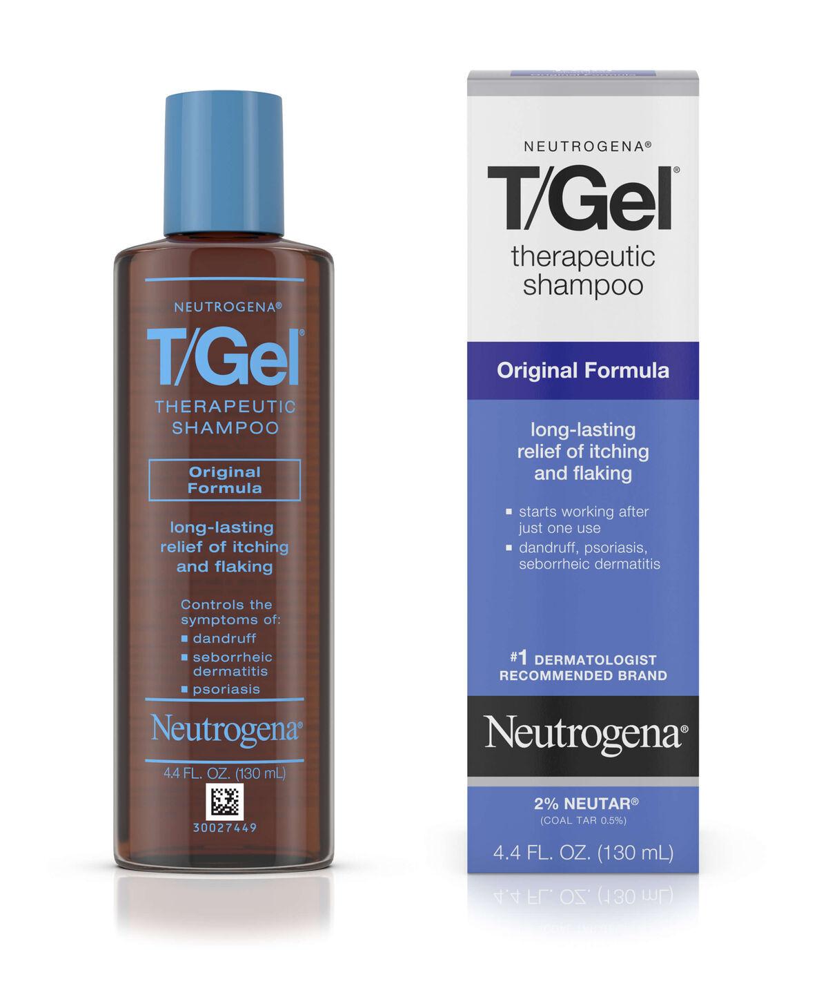 Tgel Therapeutic Original Formula Scalp Treatment Shampoo