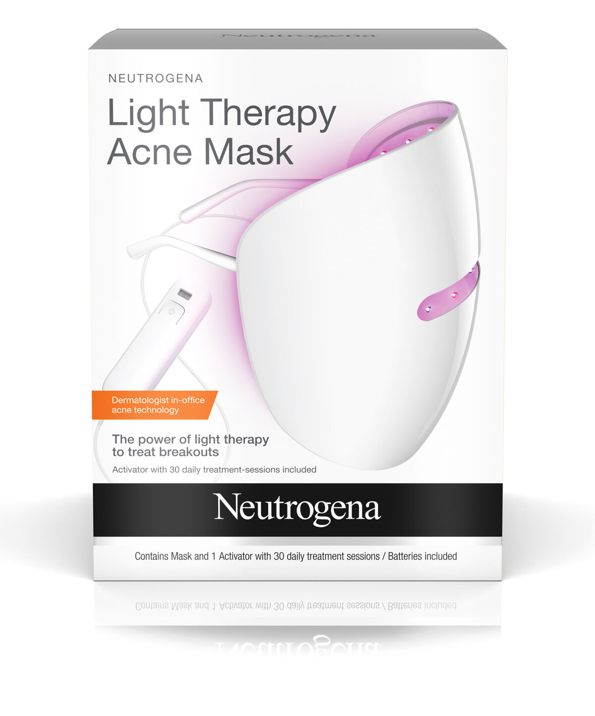 Light therapy acne mask solutioingenieria