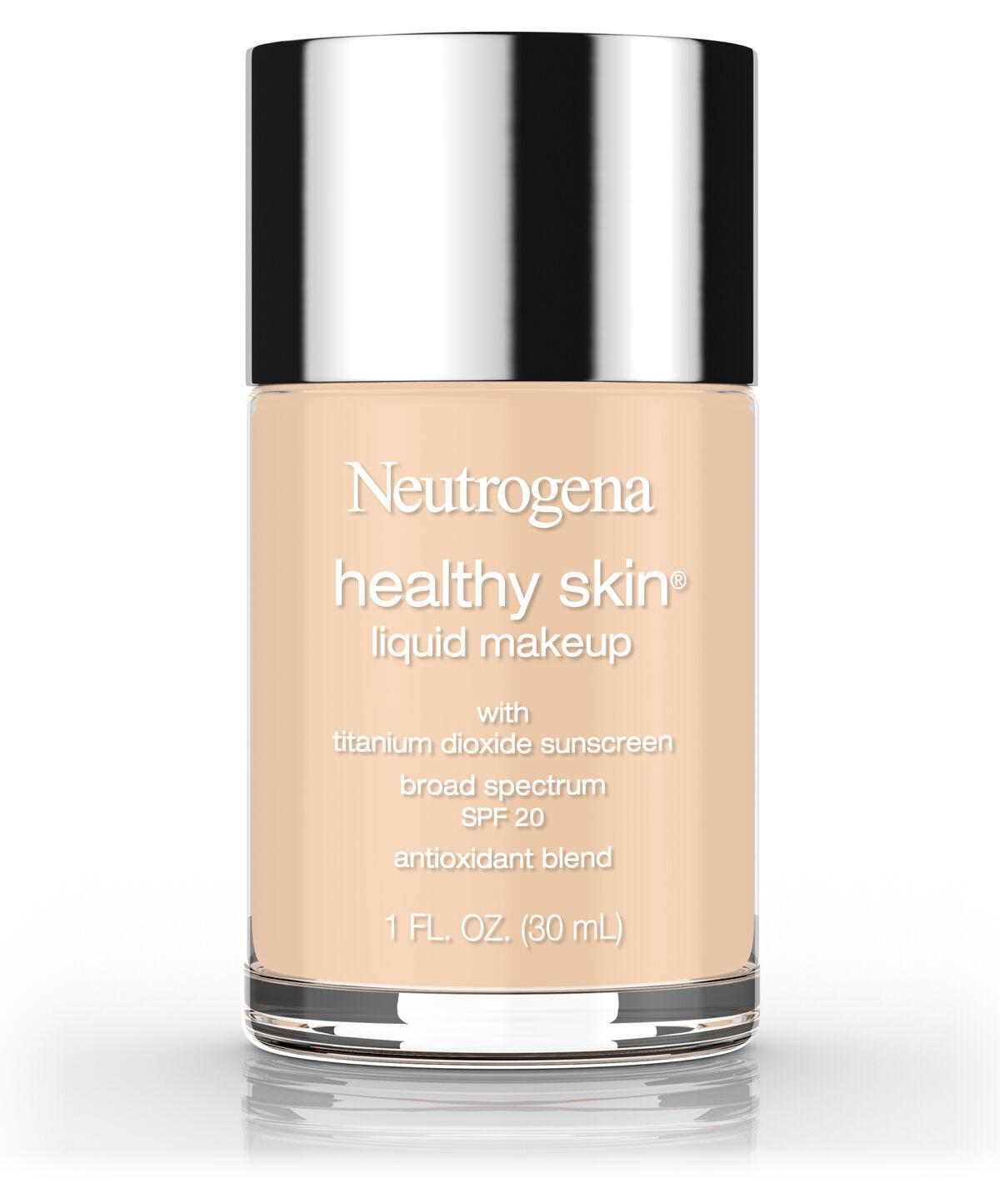 Healthy Skin Liquid Makeup Foundation with SPF | Neutrogena®
