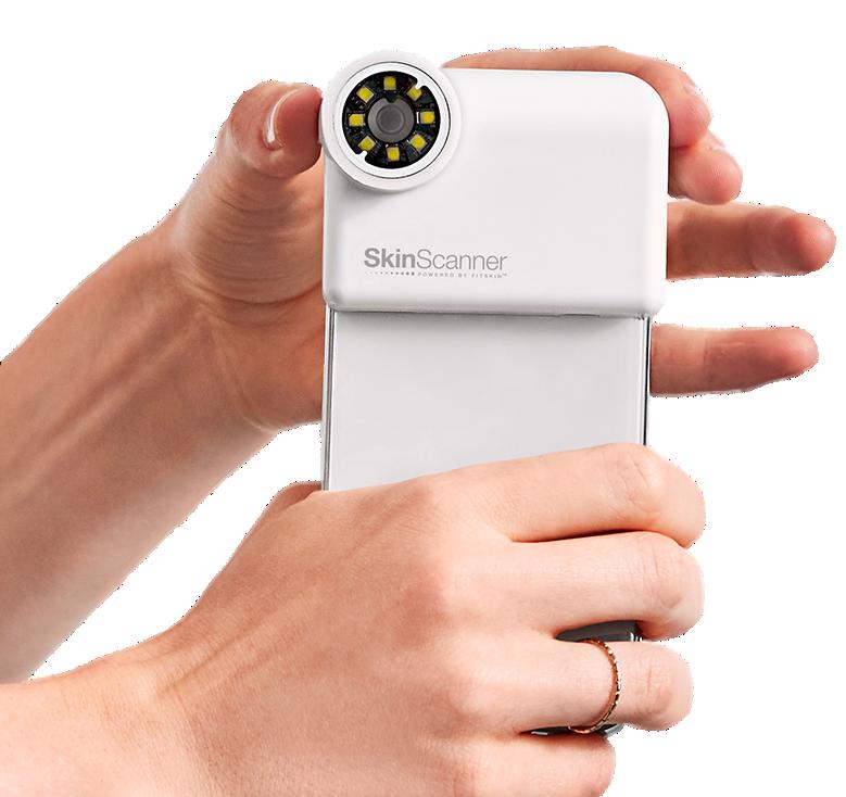 Skin Scanner for Neutrogena Skin360™